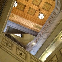Photo taken at Chicago Cultural Center by Anthony S. on 6/14/2012