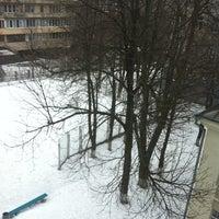 Photo taken at Ліцей №51 by Alex K. on 3/2/2012