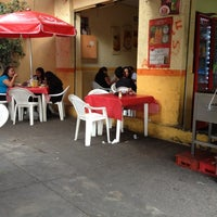 Photo taken at Barbacoa Ana María by Hugo on 6/7/2012