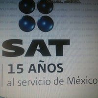 Photo taken at SAT Administración Local by Sergio R. on 8/27/2012