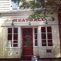 Photo taken at The Meatball Shop by Pj P. on 7/15/2012