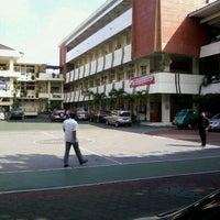 Photo taken at SMA Muhammadiyah 1 Yogyakarta by Gatra S. on 7/7/2012