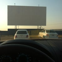 Photo taken at Stars & Stripes Drive-In Theatre by Ashley R. on 8/11/2012