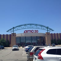 Photo taken at AMC Town Center 20 by Marcia D. on 5/27/2012