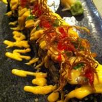 Photo taken at Union Sushi + Barbeque Bar by Mike S. on 3/6/2012