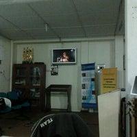 Photo taken at KPP Pratama Pangkal Pinang by Aulia H. on 4/21/2012