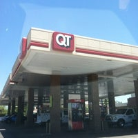 Photo taken at QuikTrip by C D. on 5/27/2012