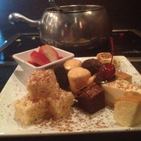 Photo taken at The Melting Pot by Jenny N. on 6/22/2012