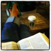 Photo taken at Starbucks by Jesse Z. on 7/18/2012