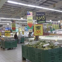 Photo taken at Giant Hypermarket by Nuyul M. on 5/18/2012