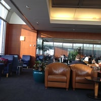 Photo taken at United Club by Asger B. on 2/27/2012