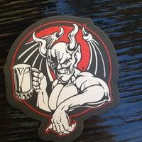 Photo taken at Stone Brewing World Bistro & Gardens by Owen W. on 9/2/2012
