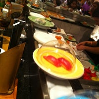 Photo taken at Nagarê Sushi by A. M. on 7/13/2012