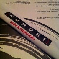 Photo taken at Kumori Restaurant by Mari-chu C. on 2/14/2012
