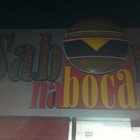 Photo taken at Sabor na Boca by Giuliano S. on 6/25/2012