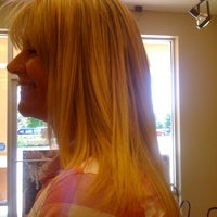 Photo taken at Hair Cuttery by Heather M. on 3/27/2012