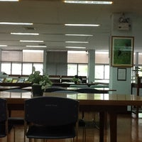 Photo taken at Satang Library by Duangporn P. on 5/1/2012