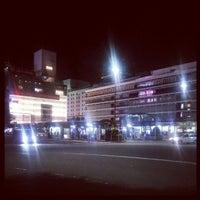 Photo taken at 横浜駅西口 バスターミナル by tomokyun と. on 9/8/2012