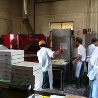 Photo taken at Roberta's Pizza by Algernon B. on 6/24/2012