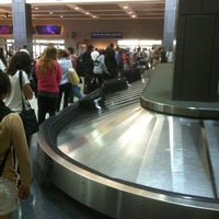 Photo taken at Baggage Claim 1 by Charly S. on 3/18/2012