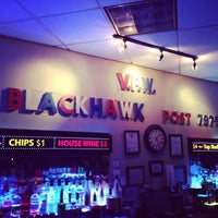 Photo taken at VFW Blackhawk Post 7975 by Hendrika M. on 2/26/2012