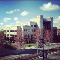 Photo taken at Marquette University by Father M. on 4/10/2012