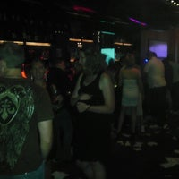 Photo taken at Sublime Bar Lounge by Sergio V. on 7/8/2012