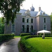 Photo taken at Kasteel Oud Poelgeest by Johannes l. on 6/16/2012