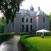 Photo taken at Kasteel Oud Poelgeest by Johannes l. on 6/16/2012