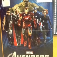 Photo taken at Golden Screen Cinemas (GSC) by Kia H. on 4/29/2012