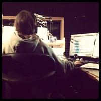 Photo taken at 97.9 FM WCHL Studios by Leta C. on 4/28/2012