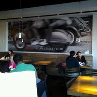 Photo taken at Piada Italian Street Food by Taylor S. on 2/6/2012