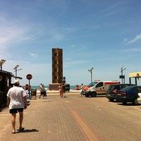 Photo taken at Monumento De La Luz by Juan Manuel J. on 5/13/2012