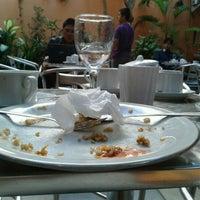 Photo taken at Hotel Central Manado by Gibran R. on 5/7/2012