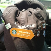 Photo taken at Starbucks by Andrew P. on 5/10/2012
