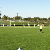 Photo taken at Uihlein Soccer Park by Sarah F. on 9/6/2012