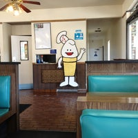 Photo taken at Fosters Freeze - Lower Lake by Jason T. on 5/6/2012