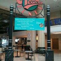 Photo taken at Team Diner Food Court by JP W. on 4/8/2012