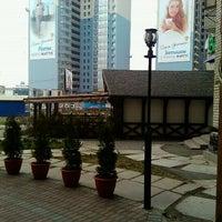 Photo taken at BierЛога by Vlad V. on 4/7/2012