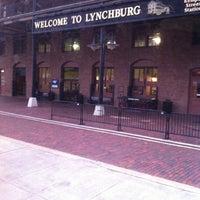 Photo taken at Amtrak Station - Lynchburg, VA (LYH) by Jim S. on 6/4/2012