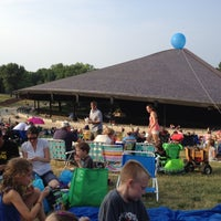 Photo taken at Blossom Music Center by Chris C. on 7/3/2012