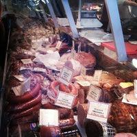 Photo taken at Barbakan Delicatessen by John C. on 8/4/2012