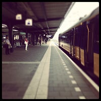 Photo taken at Station Deventer by Bas on 8/2/2012