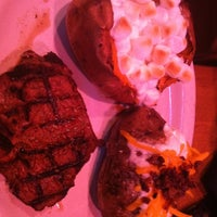 Photo taken at Texas Roadhouse by Chris R. on 3/27/2012