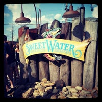 Photo taken at SweetWater Brewing Company by Ravi B. on 5/4/2012