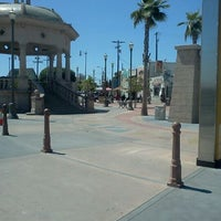 Photo taken at Mariachi Plaza by Laura L. on 6/23/2012