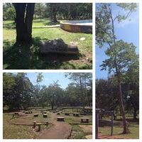 Photo taken at Parque Mirador Sur by Carlos A. on 4/21/2012