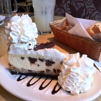 Photo taken at The Cheesecake Factory by Anissa C. on 3/28/2012