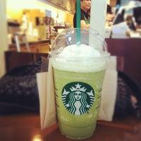 Photo taken at Starbucks Coffee 関西国際空港エアサイド店 by Blue T. on 4/23/2012