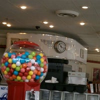 Photo taken at Ruby's Diner by Gillian S. on 4/28/2012